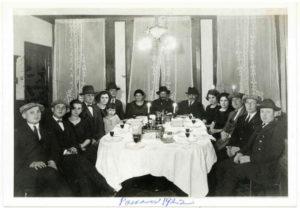 Agudas Achim Passover 1922